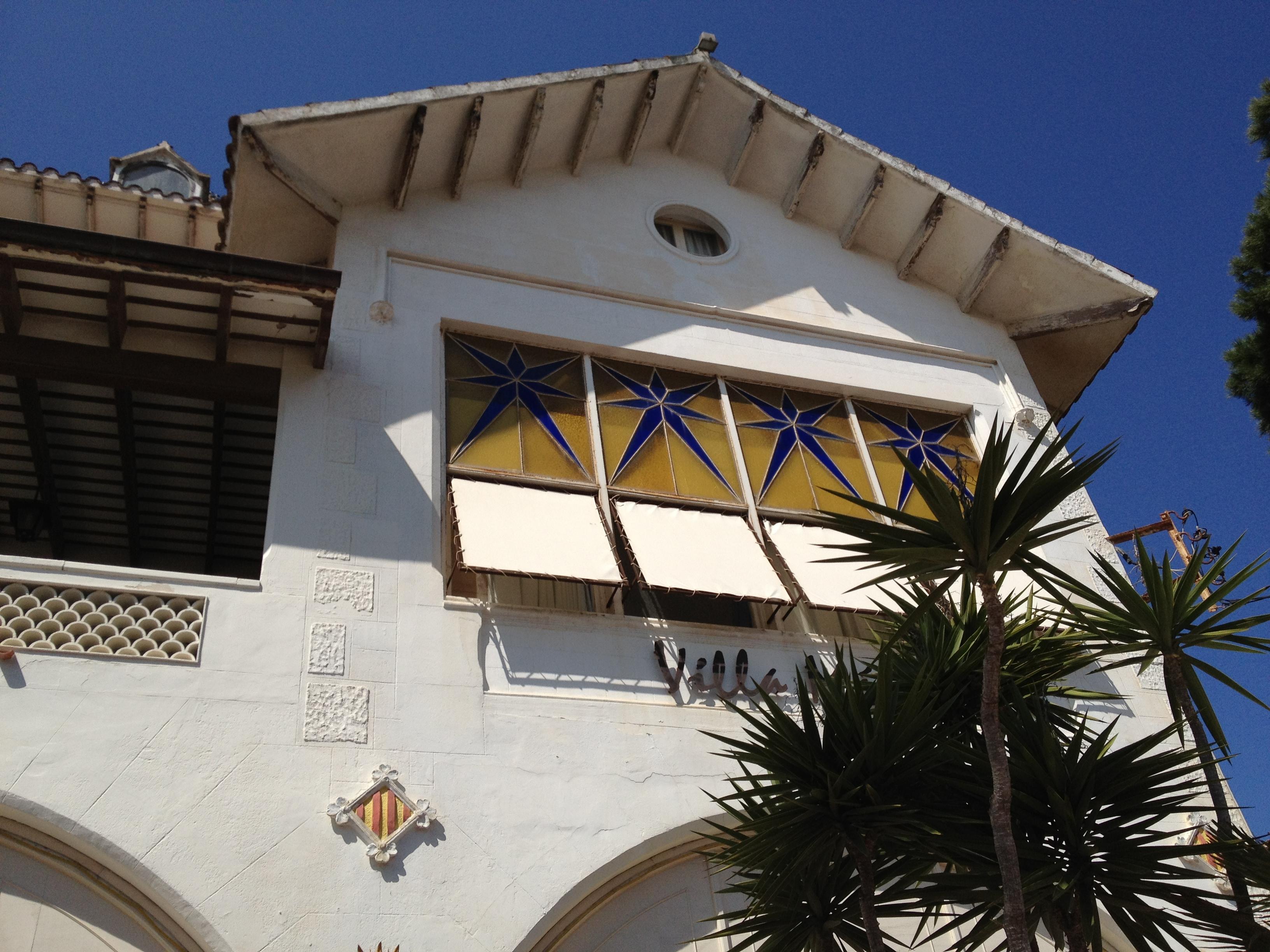Villa Mas Restaurant In S Agaró Costa Brava Thewineblog Net