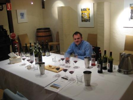 Ian Hongell - Winemaker at Peter Lehmann Wines
