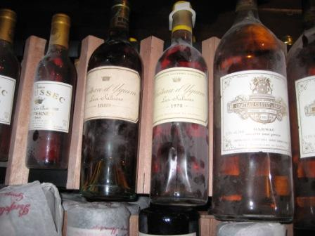 1889 d'Yquem - Yalumba Cellars